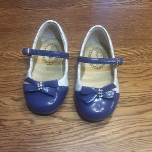 Girl's preowned Pampili shoes 6 $22.00 # 1428